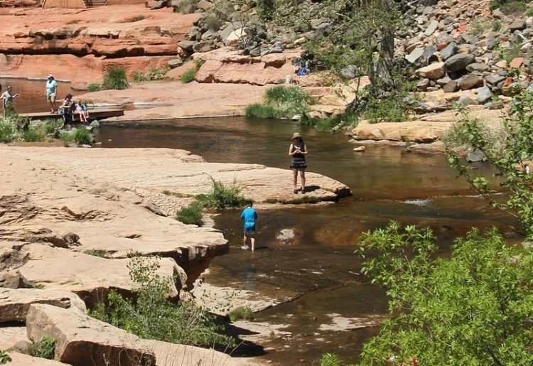 fishing in sedona