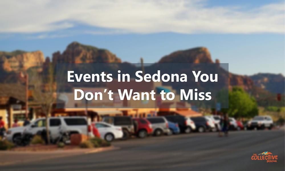 events in sedona