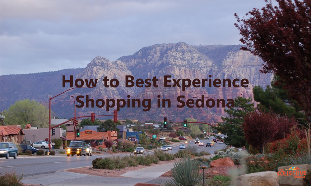 shopping in sedona